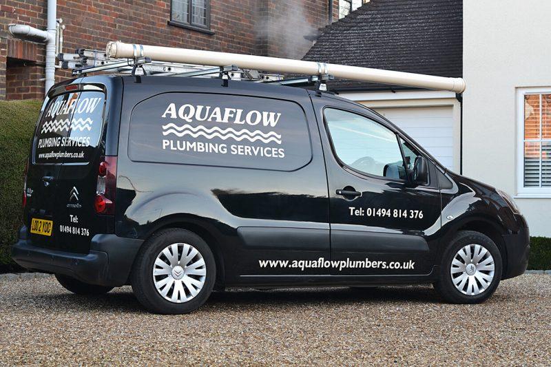 aqua flow plumbing services